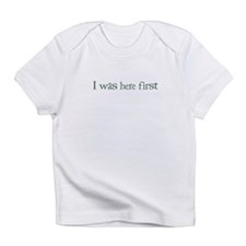 Cute Second baby Infant T-Shirt