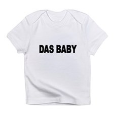 DAS BABY- the baby German 2 Infant T-Shirt