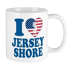 I love jersey shore Mug