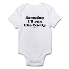 Someday like Daddy Infant Bodysuit