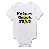 Future Track STAR Onesie