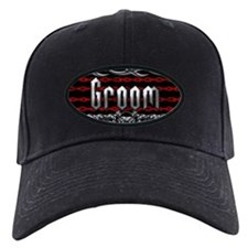 Metal Groom Baseball Hat