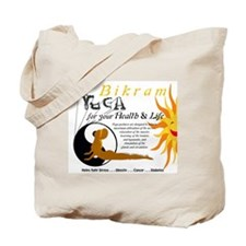 Bikram Calendar GOLDEN Cover Tote Bag