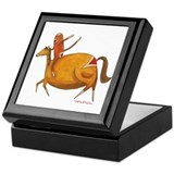 Sockey Jockey Keepsake Box