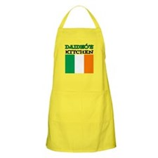 Daideo's Kitchen Irish Apron