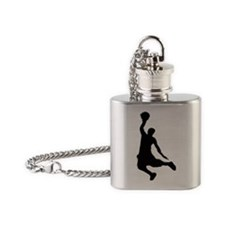 SLAM_MAN Flask Necklace