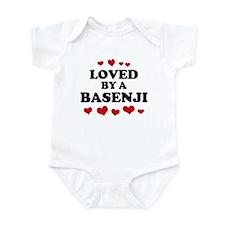 Loved: Basenji Infant Bodysuit