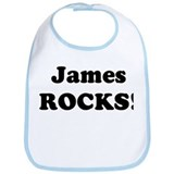 James Rocks! Bib