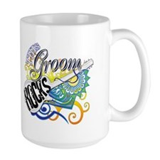 This Groom Rocks Mug
