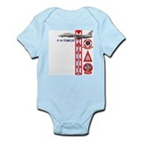 VF-102 DIAMONDBACKS Infant Bodysuit