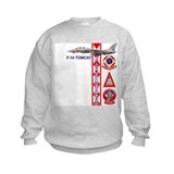 VF-102 DIAMONDBACKS Sweatshirt