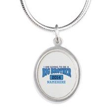 I am Going to be a Big Brother Necklaces