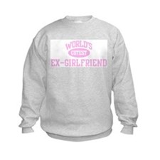 Cutest Ex-Girlfriend Sweatshirt