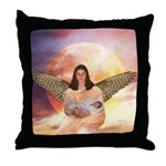 Angel #210 : Throw Pillow