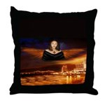 Angel #207 : Throw Pillow