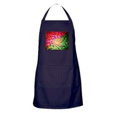 Cosmic Yin and Yang Apron (dark)