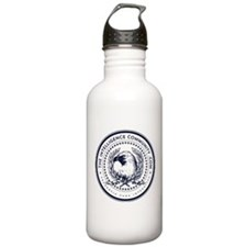TheIntelligenceCommunity.com Water Bottle