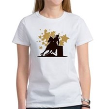 Barrel Racer -stars- T-Shirt