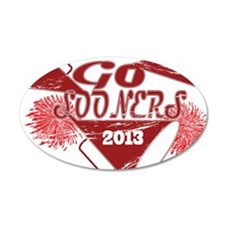 Go Sooners! Wall Decal
