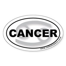 Cancer Decal