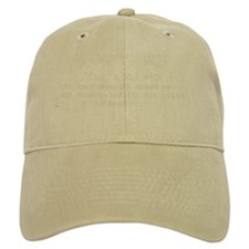 Definition: Farkled Baseball Cap