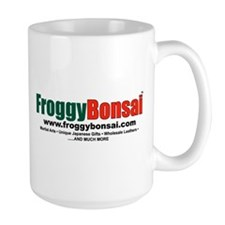 """Froggy Bonsai"" Mug"