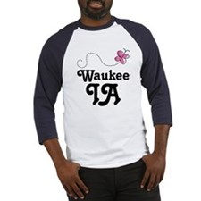 Waukee Iowa Baseball Jersey