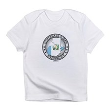 Guatemala Coban LDS Mission Flag Cutout 1 Infant T
