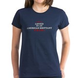 Loved: American Brittany Tee
