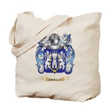 O'Kelly Coat of Arms (Family Crest) Tote Bag