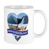 Someone From Boston Loves Me- Mug