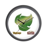 Elves Logo Wall Clock