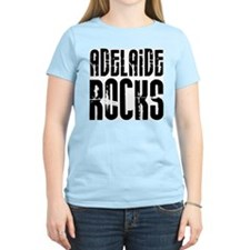 Adelaide Rocks Women's Pink T-Shirt