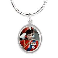 HM Queen Elizabeth II Trooping Necklaces