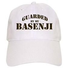 Basenji: Guarded by Baseball Cap