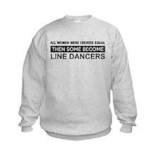 line dance designs Sweatshirt