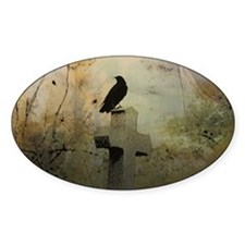 Gothic Perch Decal