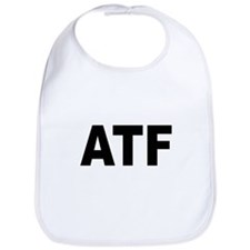 ATF Alcohol Tobacco & Firearms Bib