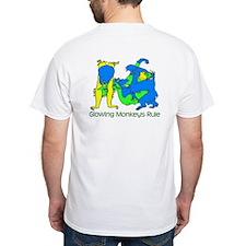 Glowing Monkeys Rule Shirt