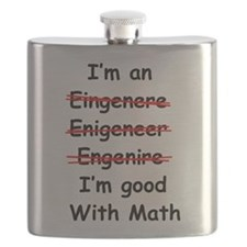 Im good with math Flask