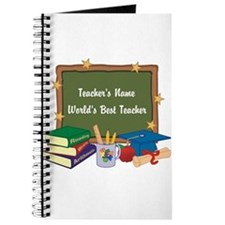 Personalized Teacher Journal