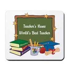 Personalized Teacher Mousepad
