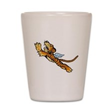 The Flying Tigers Shot Glass