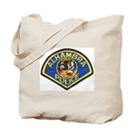 Alhambra Police Tote Bag