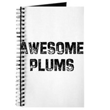 Awesome Plums Journal