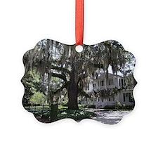 South Carolina Stately home Ornament