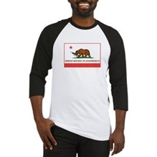 Cute Kalifornia Baseball Jersey