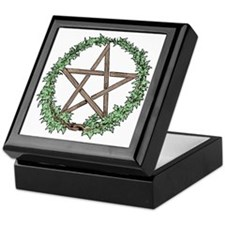 Ivy Pentacle - Keepsake Box