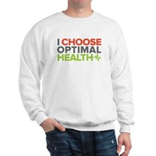Dr. A I Choose Logo - Sweatshirt