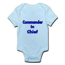 Commander in Chief Body Suit